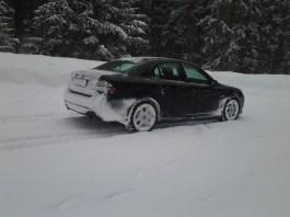 Paso Flüela cerca de Davos