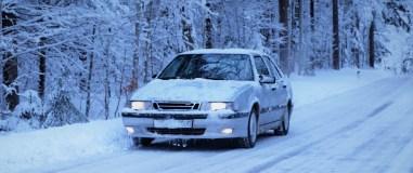 9000 CSE von Matthias in winterlicher Landschaft
