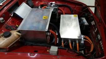 Maar gewoon puur elektrisch. Fotocredit: 1. Duitse Saab Club