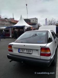 Почти 30 лет в одной руке. Saab 9000 CC.