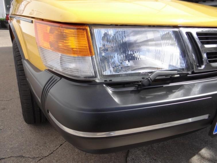 Недавно восстановленный кабриолет Saab 900. Фото: Bredlow