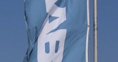 Markenpräsenz: Saab zeigt Flagge!