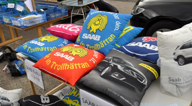 Saab-advertenties