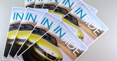 Saab Inside als Print-Version