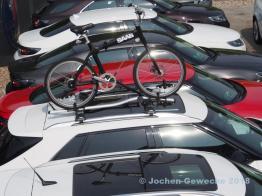 9-4x met Saab-fiets