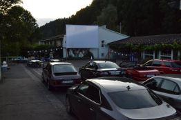 Saab in-cinema