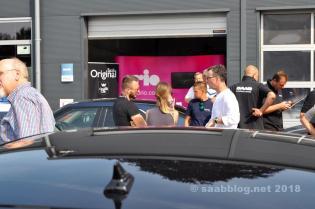 Orio et Saab