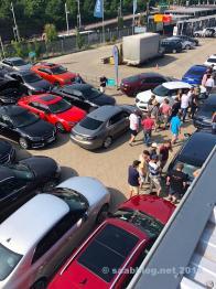 Saab impressions
