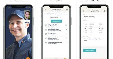 MySaabCar app from Orio