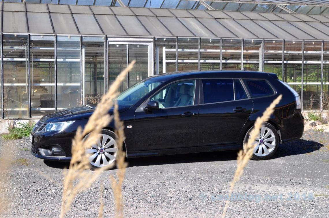 Saab 9 3. Investera eller konsumera?