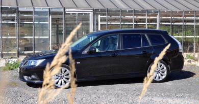 Saab 9 3. Investeren of consumeren?