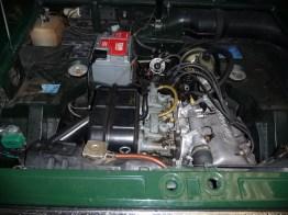 Motore Lancia Fulvia 1