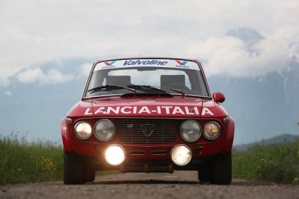 Rally Lancia Fulvia