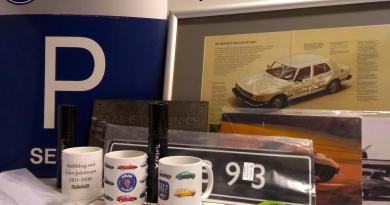 Instagram and Saab surprises with history