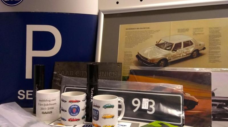 Saab Instagram Action - Ding tell the story