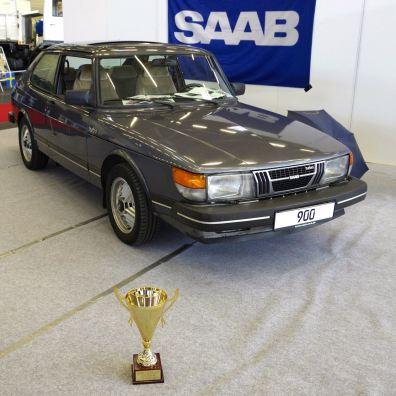 En leuke 900 Turbo