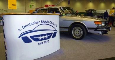 Saab auf der Retro Classics Cologne
