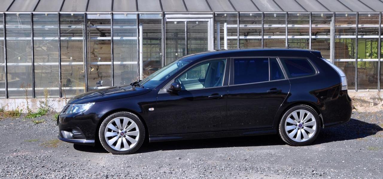 Schone lucht in de Saab?