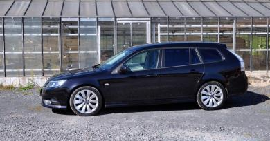 De l'air pur dans la Saab?