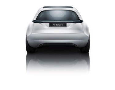 Saab Design von Anthony Lo
