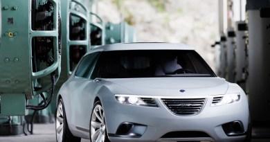 Der Zeit voraus. Saab 9-X BioHybrid Concept.