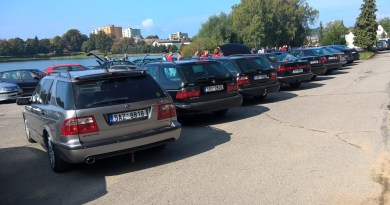 Two different Saab meetings on two days in two countries