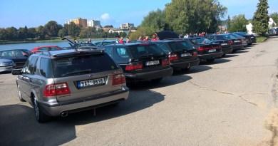 Twee verschillende Saab-vergaderingen op twee dagen in twee landen