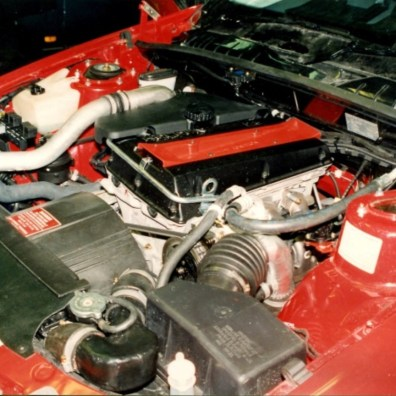 Saab B234 i Holden Commodore