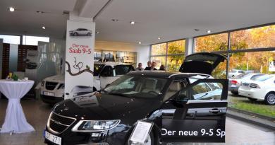 Saab Zentrum Mainz chiude