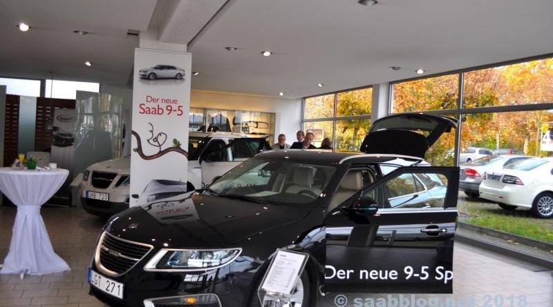 Saab Zentrum Mainz stängs