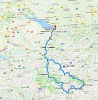 Große Saab Tour