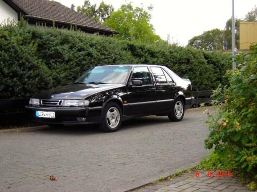 Saab 9000 = coche de empresa