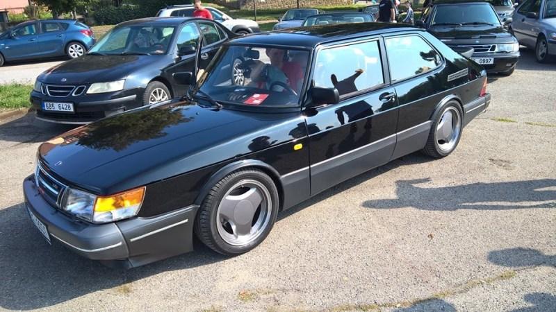 Der Sieger: Restaurierter Saab 900 Turbo