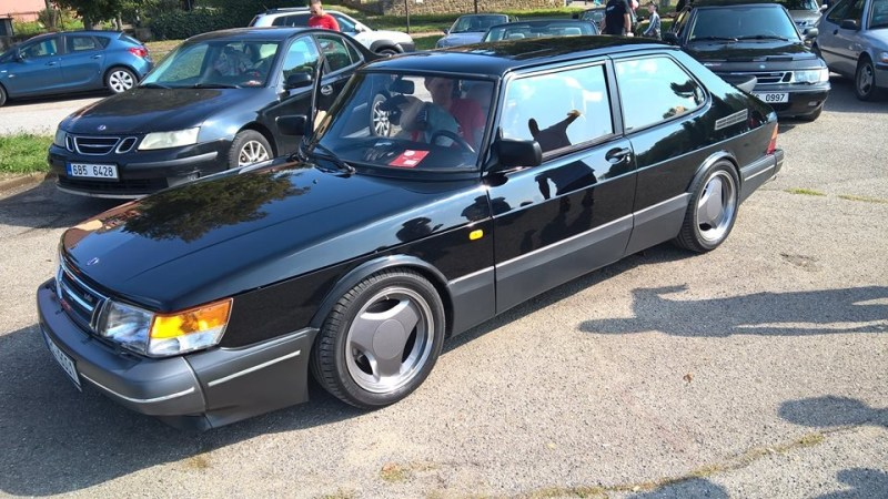 Победитель: восстановлен Saab 900 Turbo