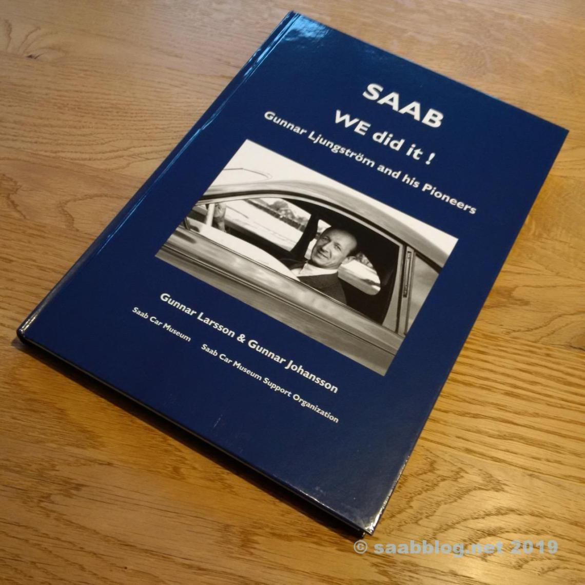Saab - we did it. New Saab book