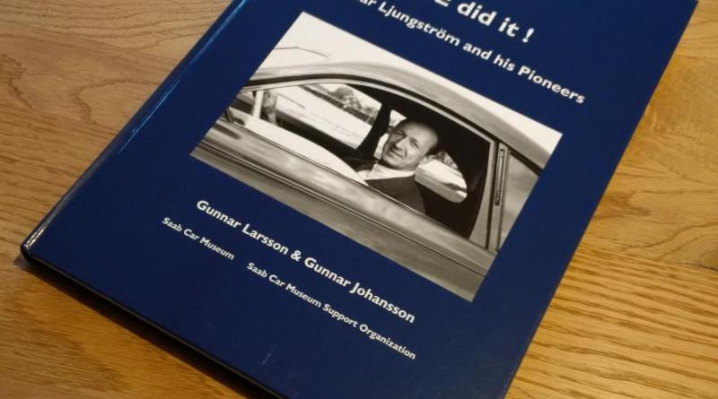 Saab - we did it. New Saab book