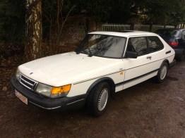 Ein langlebiges Automobil, in bester Saab Tradition