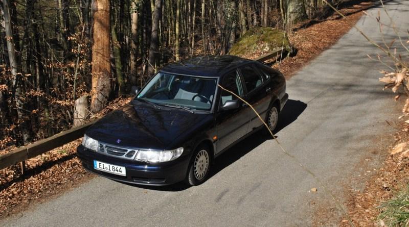 Un Saab no siempre tiene que ser turbo.