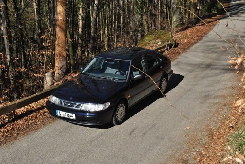 Ein Saab muss nicht immer Turbo sein