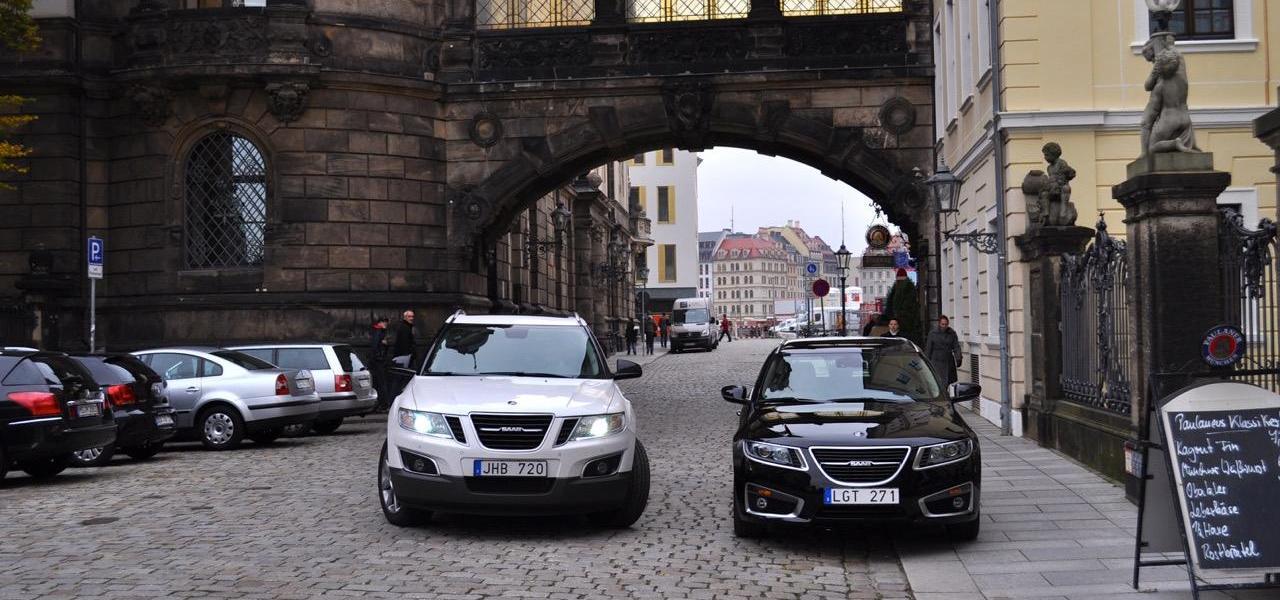C'est dimanche. Et pas de matériel de lecture Saab?