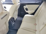 A look at the rear seat