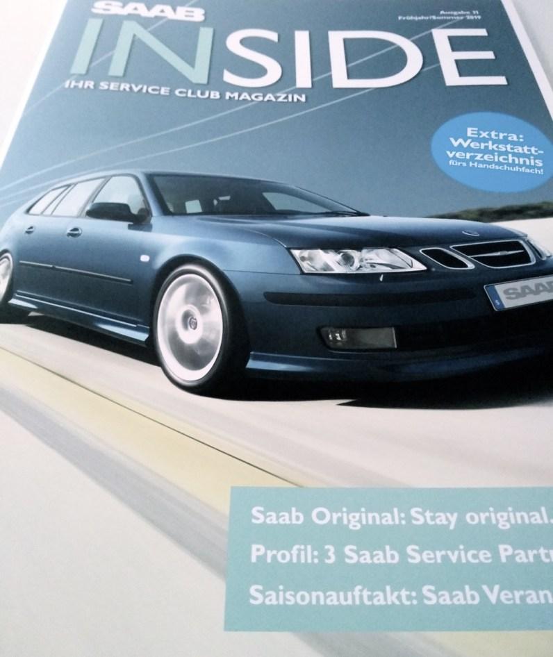 Saab Inside Nummer 11 ist da!