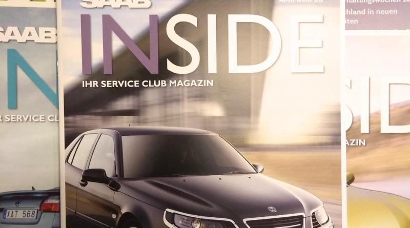 Saab Inside Number 11 está chegando!