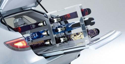 9-4X Concept mit neuem Cargo System