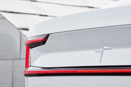 Polestar 2 - from 2020 he should roll to the customers. Photo: Polestar