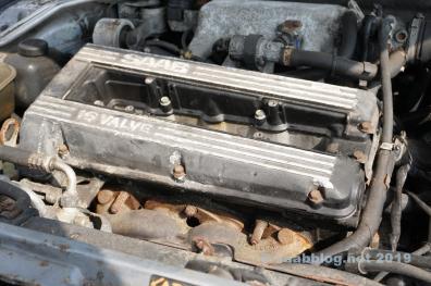 Slutet på en Saab 9000 CC