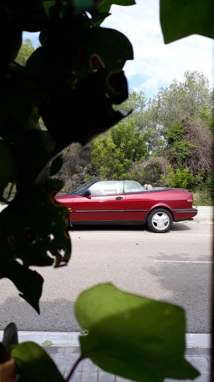 Zeitlos schöner Saab!