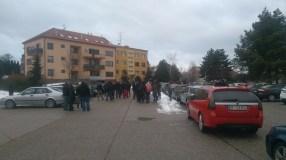 ¡Y Saab en invierno!