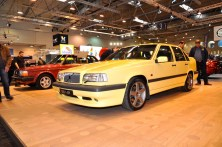 Volvo 850 T5 R e 240 Turbo. Ambos saborosos.