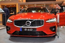 A Swede from the USA. The new S60, very nice!